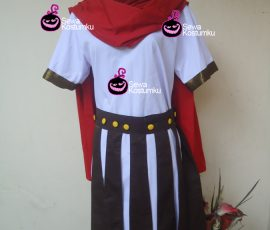 Sewa Kostum Romawi Cewe ukuran M L XL