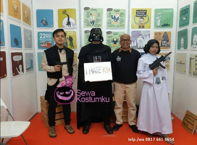 Tempat Sewa Kostum di Pancoran Jakarta Selatan
