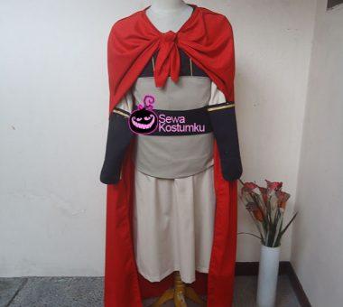 Sewa Kostum Pangeran Baju Cina Li Sang ukuran L