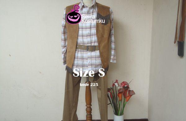 Sewa Kostum Cowboy Cowo S Dewasa Jakarta kode 225