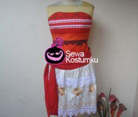 Sewa Kostum Moana