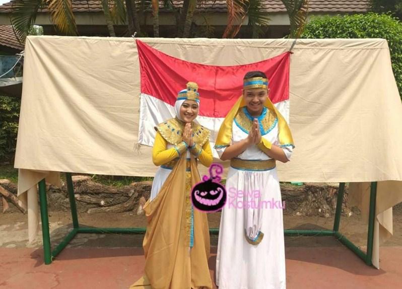 Sewa Kostum Halloween Kemang Mesir Jakarta