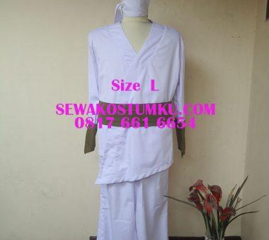 Sewa Kostum Wiro Sableng ukuran L (kode 154)