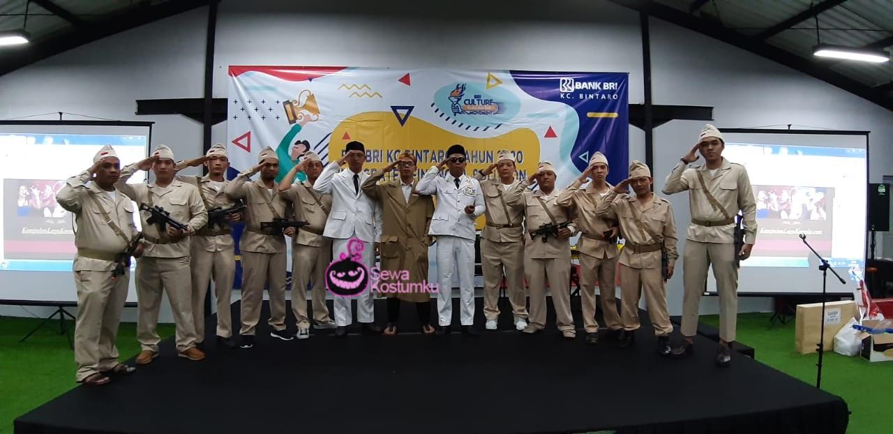 Rental Kostum Jakarta Timur