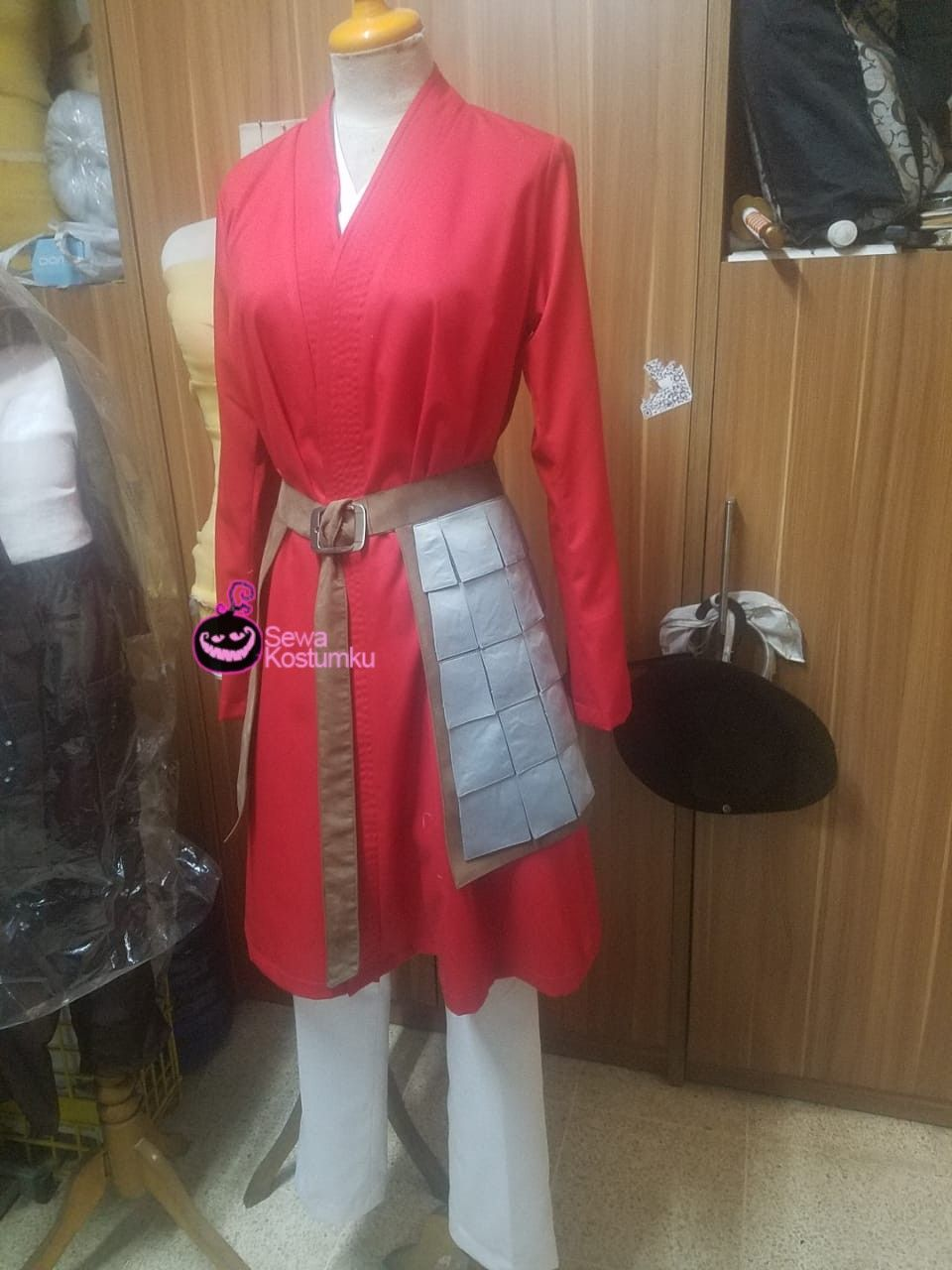 Sewa Kostum Mulan Jakarta Selatan