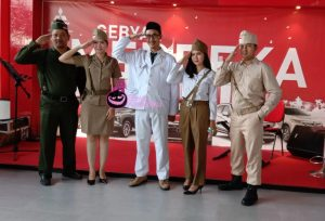 Sewa Kostum Pejuang Kelapa Gading Jakarta Utara