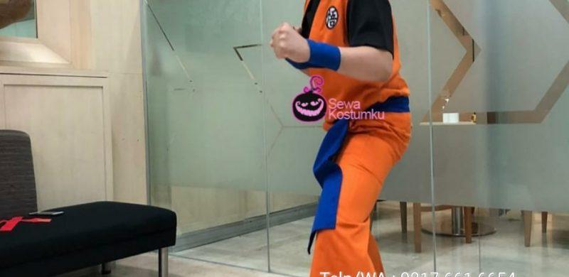 Sewa Kostum Dragon Ball Jakarta