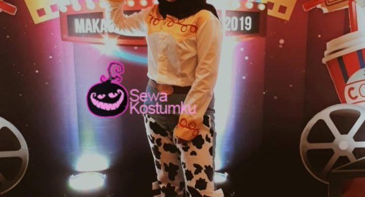 Sewa Kostum Jessie Toy Story Jakarta Selatan