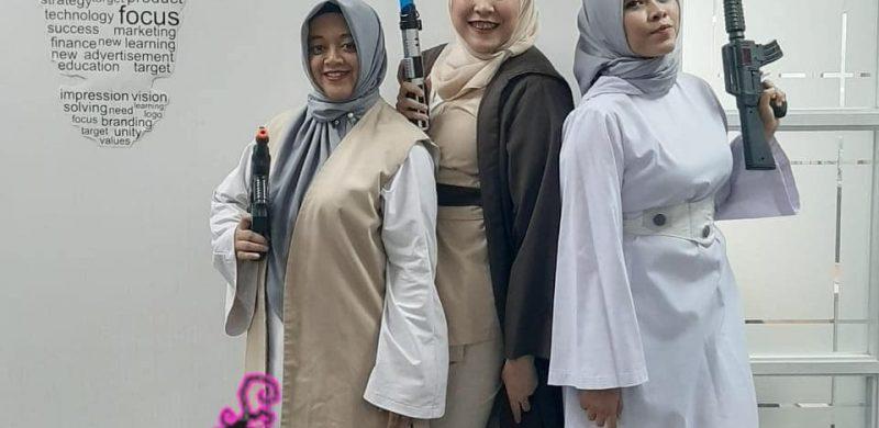 Sewa Kostum Star Wars Jakarta
