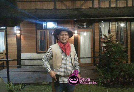 Tempat Sewa Kostum Cowboy Bekasi
