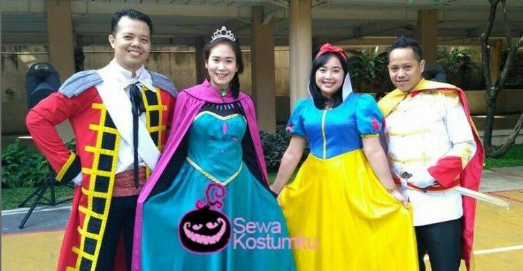 Sewa Baju Disney Tebet Jakarta