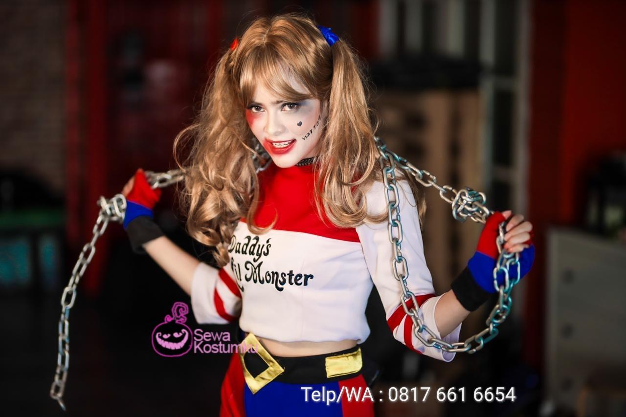 Tempat Sewa Kostum Harley Quinn di Jakarta Timur ...
