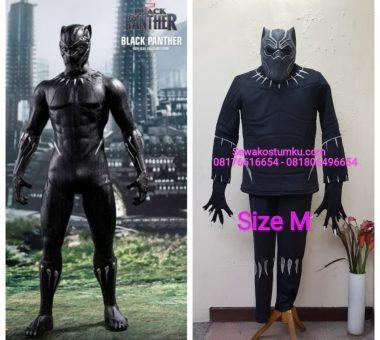 Sewa Kostum Black Phanter Ukuran M