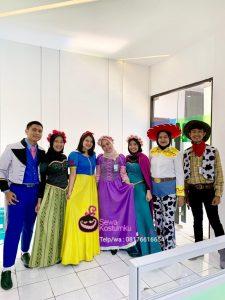 Jasa Sewa Kostum Disney Mampang Jakarta Selatan