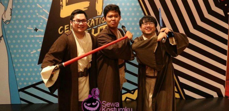 Jasa Sewa Kostum Star Wars Jakarta Selatan