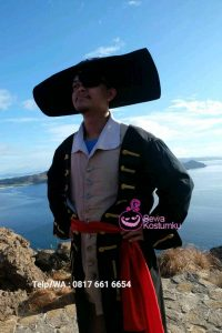Rental Kostum Bajak Laut Cibubur