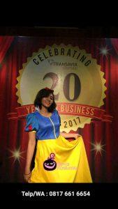 Rental Kostum Disney