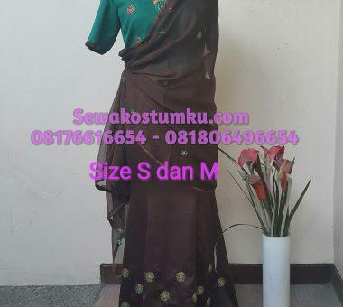 Sewa Baju India Wanita Ukuran S dan M