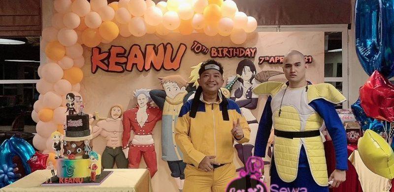 Sewa Kostum Cosplay Anime di Kemang