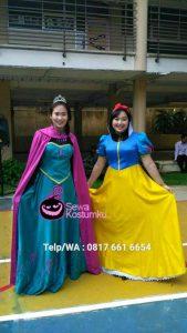 Sewa Kostum Disney Princess Jakarta Selatan