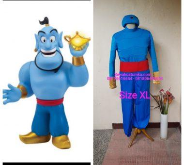 Sewa Kostum Disney Genie Aladin Ukuran XL (kode 270)