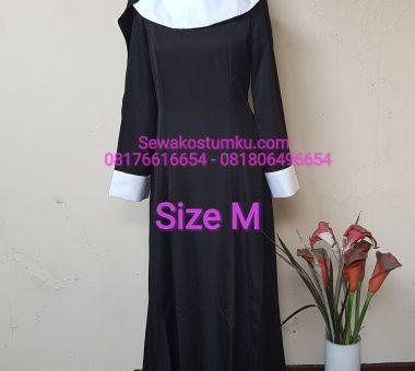 Sewa Kostum The Nun ukuran M