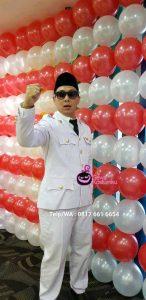 Tempat Sewa Baju Pahlawan Nasional Bung Karno di Jakarta