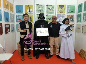 Tempat Sewa Kostum Star Wars Jakarta Selatan