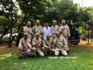 Penyewaan baju Pejuang di Cipinang