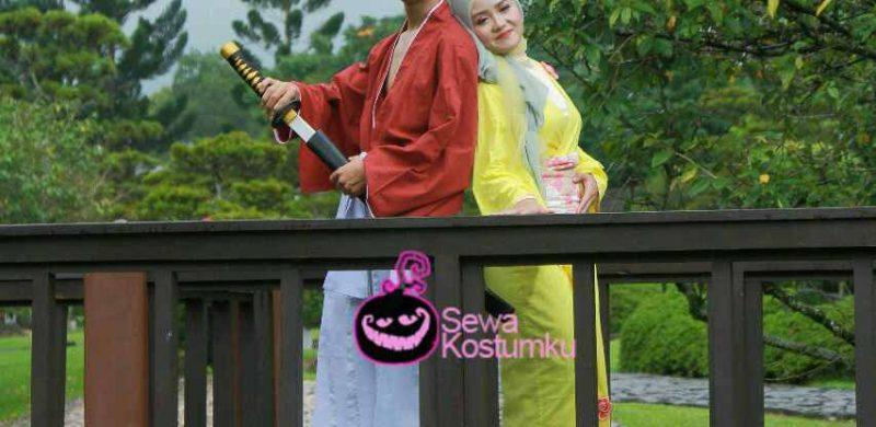 Sewa Kimono di Cipinang