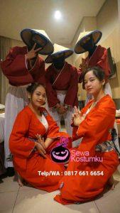 Tempat Sewa Kostum Kimono Dekat Cipinang