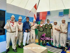 Jasa Sewa Baju Pahlawan Nasional