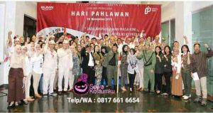 Penyewaan Baju Pahlawan di Rawamangun