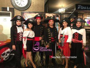 Persewaan Kostum Lengkap di Jakarta
