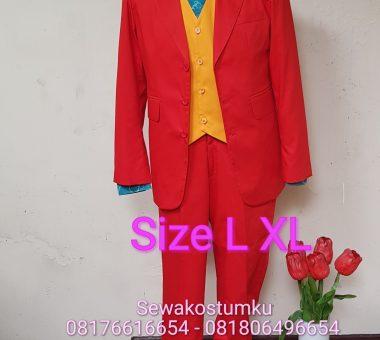 Sewa Kostum Joker Ukuran XL