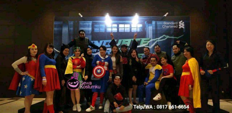 Tempat Persewaan Kostum Lengkap di Jakarta