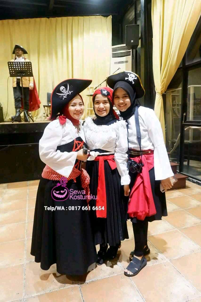 Rental Kostum Halloween Lengkap di Thamrin Jakarta